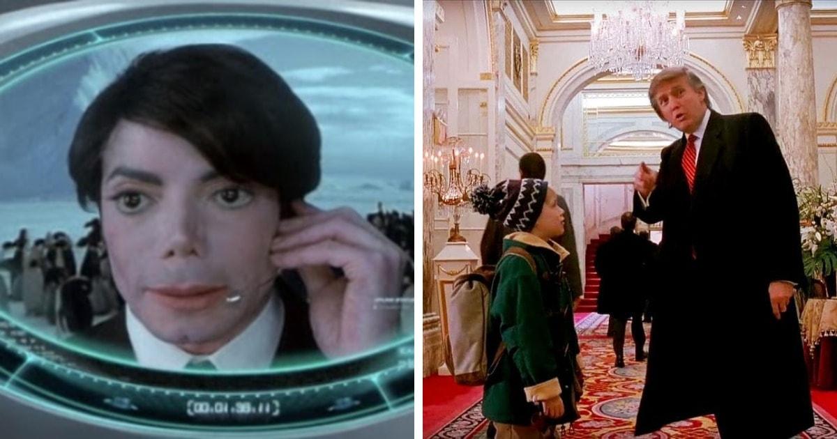 15 случаев, когда знаменитости появлялись в тех фильмах, где никто не ожидал их увидеть