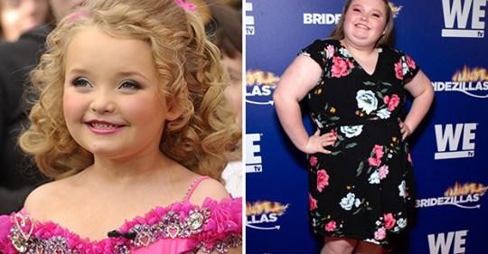 Как сейчас выглядят королевы детских конкурсов красоты