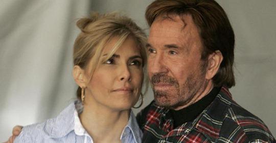 Чак Норрис посвятил себя больной жене и даже отказался от карьеры, чтобы быть рядом с любимой