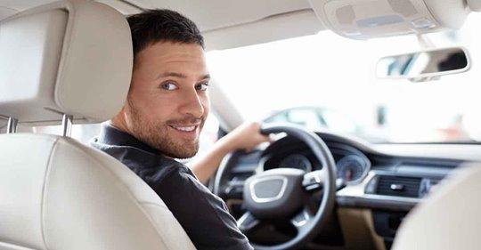Устроили меня водителем для всей семьи. Зарплату и деньги на бензин я получал у бухгалтера.