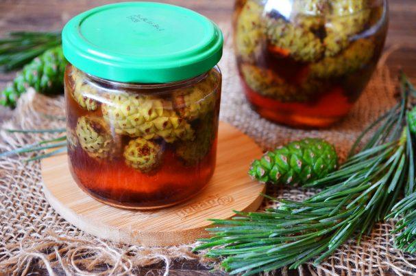 Рецепт полезного варенья из сосновых шишек