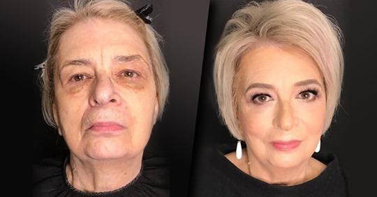 Возрастной макияж для дам элегантного возраста: основные правила и приемы