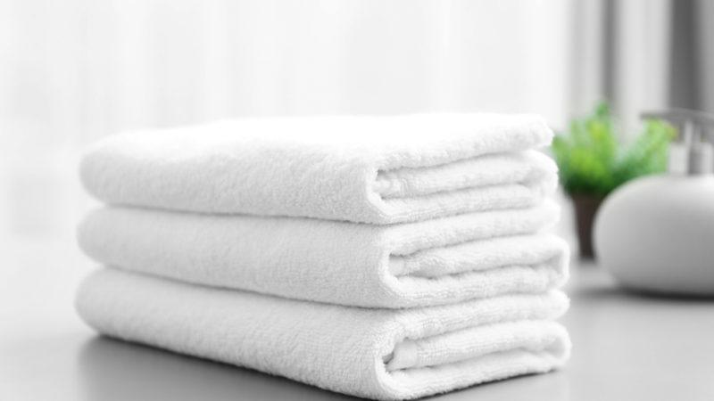 Секрет белоснежных полотенец в правильном отбеливании