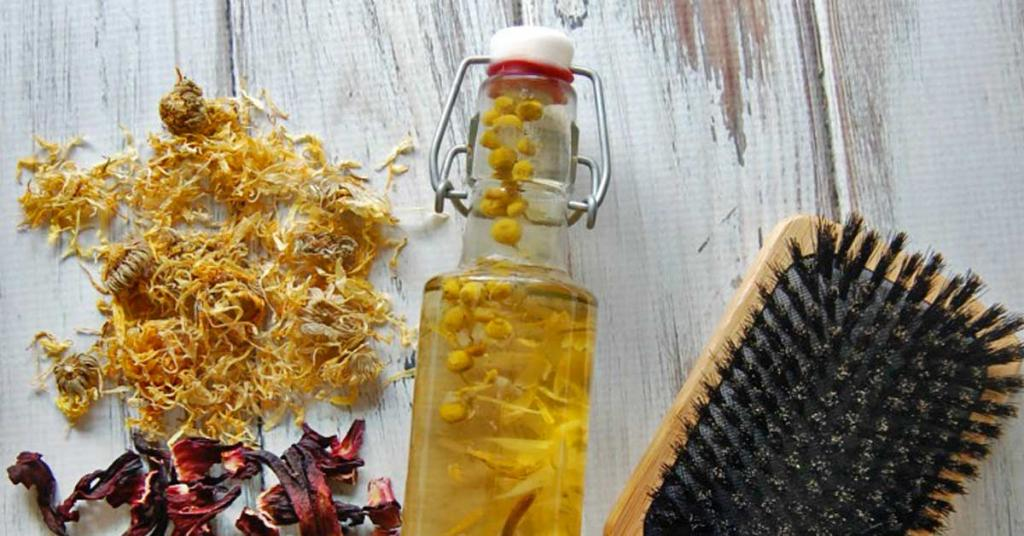 С березовыми листьями, крапивой и не только: простые рецепты тоников для волос от перхоти, выпадения и других проблем