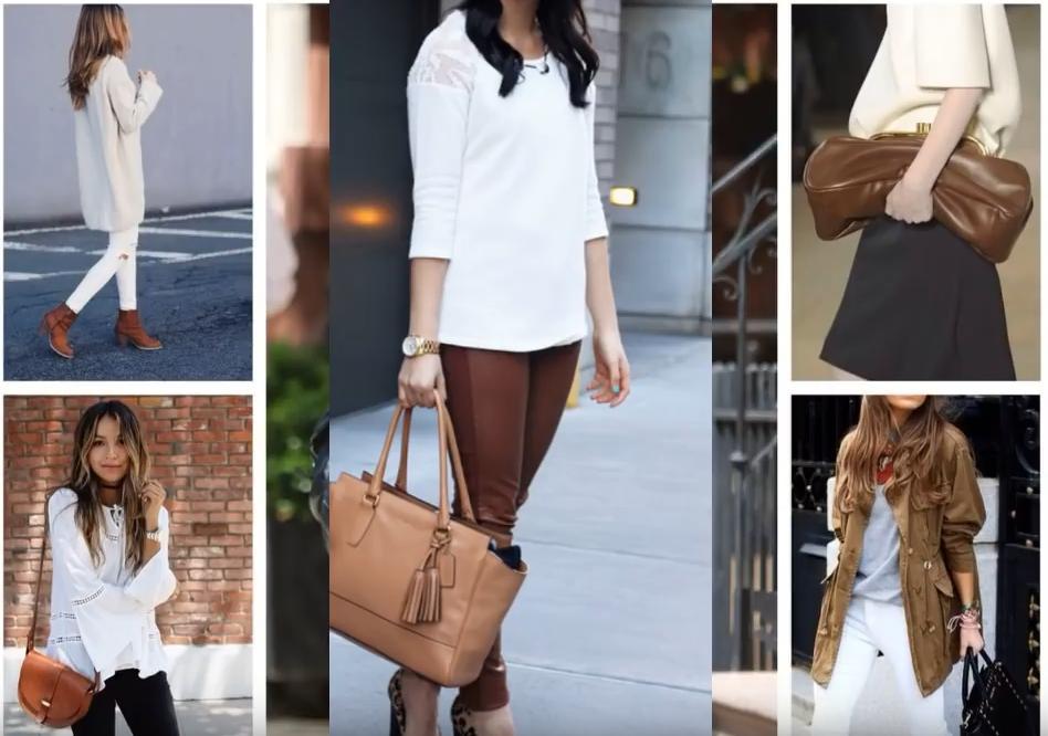Его любят многие, но идет он не всем: советы, как носить и с чем сочетать модные оттенки коричневого