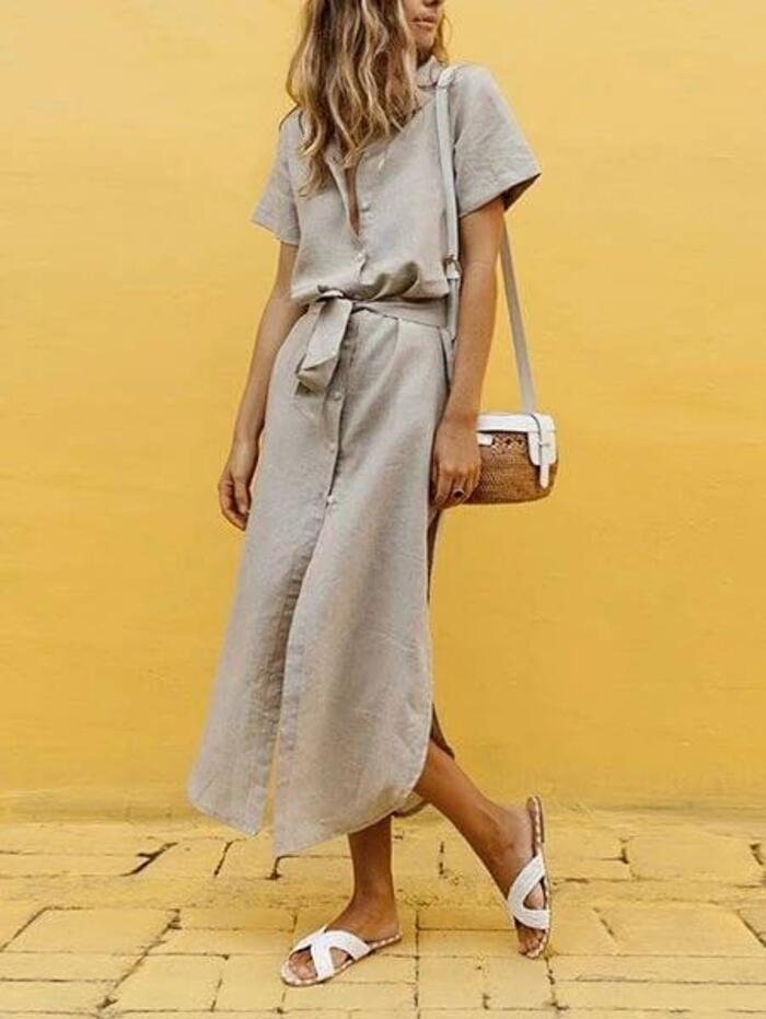 Чтобы было не жарко, а образ получился достойным: советы по подбору идеальной летней рабочей одежды