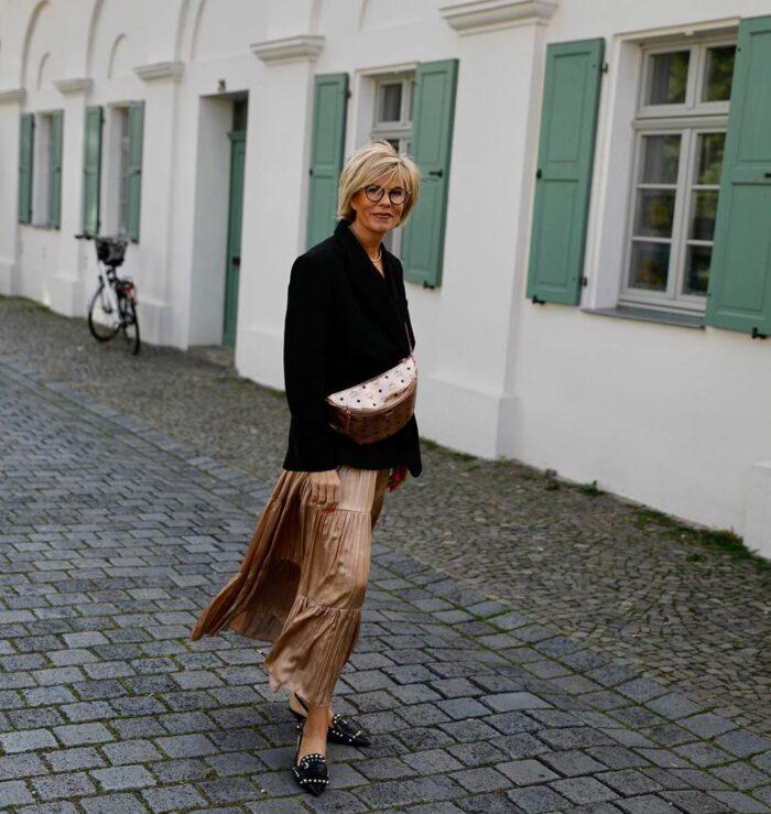 Модные вещи и тренды, которые надо адаптировать под повседневную жизнь женщинам в возрасте 55+