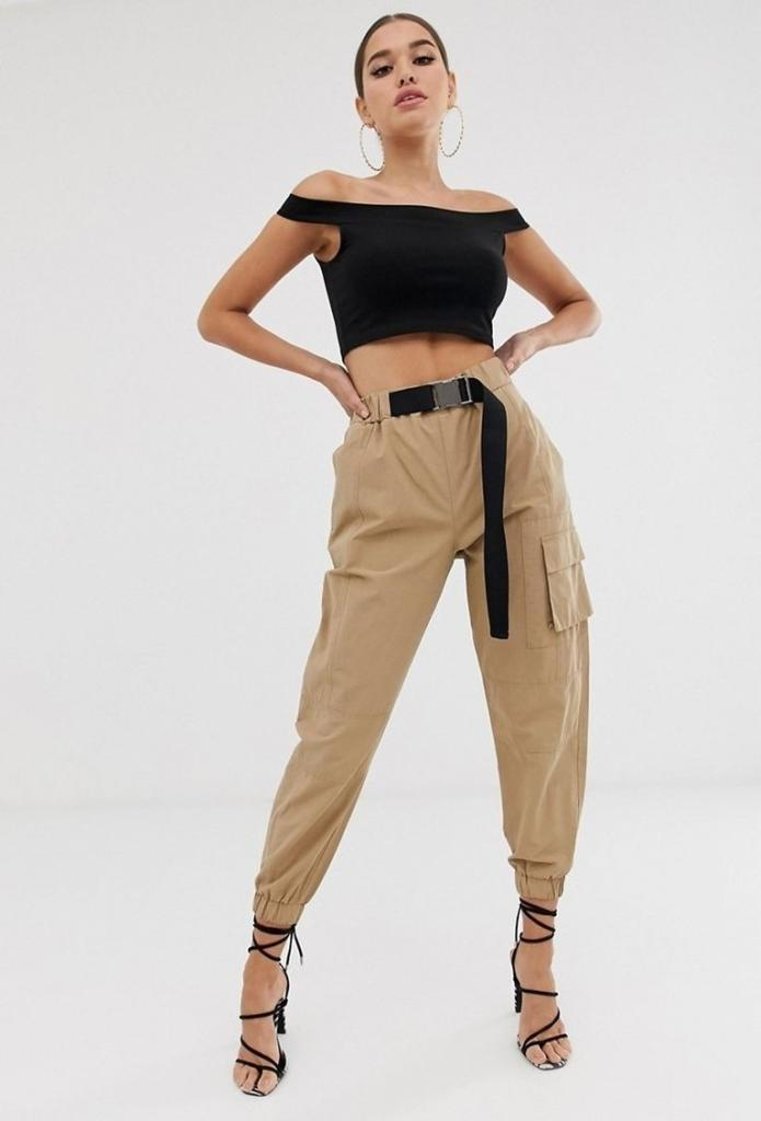 В моду вернулись брюки, которые были очень популярны 20 лет назад