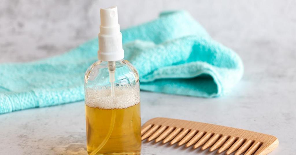 Вместо геля и пены для волос: домашние экологические средства, которые легко заменят химические при укладке волос