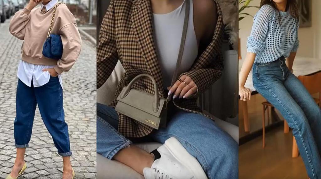 Изящные куртки и модные платья: как вписать новинки из денима в свой образ