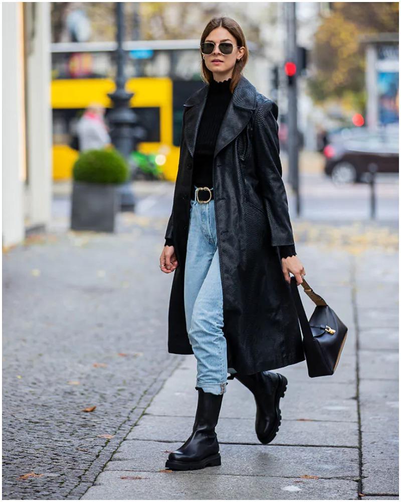 Семь лучших джинсовых образов Mom Jeans для 2021 года и два, на которые не стоит обращать внимания