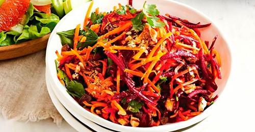 Детокс салат: полное очищение толстой кишки всего за 3 дня!