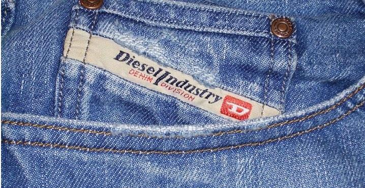 Как подобрать джинсы Diesel