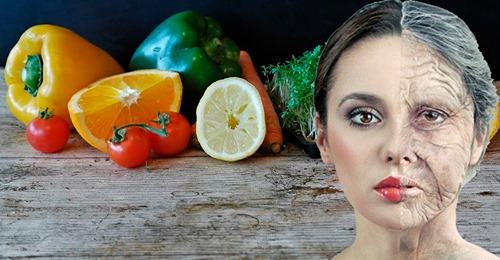 Антивозрастная пища, богатая коллагеном для упругой кожи и крепких суставов!