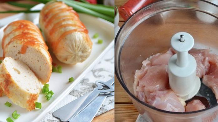 Домашние куриные сосиски: теперь в магазине даже не подхожу к отделу сосисок