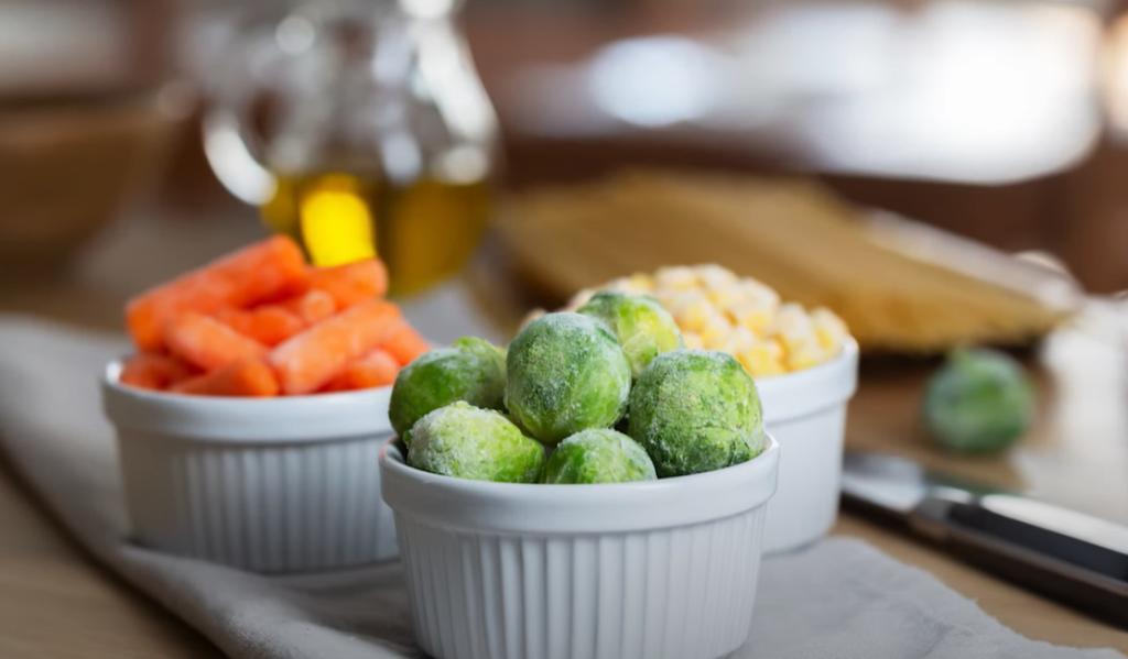 Какие замороженные овощи лучше не покупать