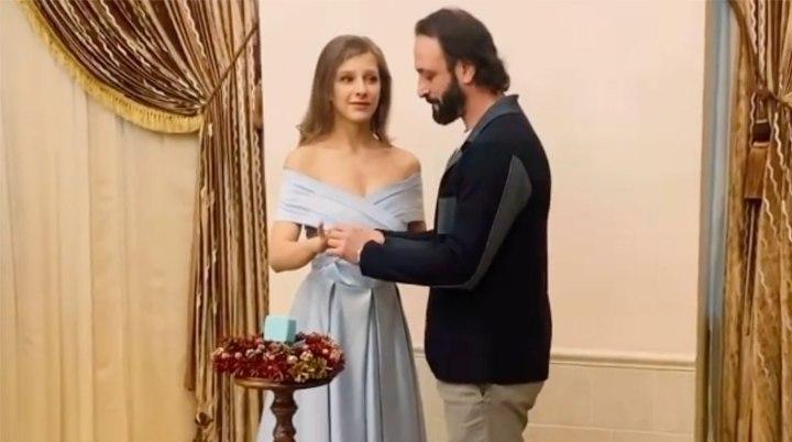 Пол ребенка Арзамасовой и Авербуха больше не секрет
