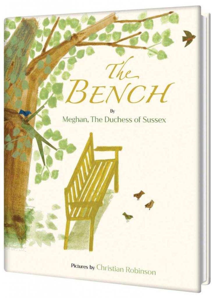 Меган Маркл рассказала о семейных днях в книге Скамейка, ставшей бестселлером