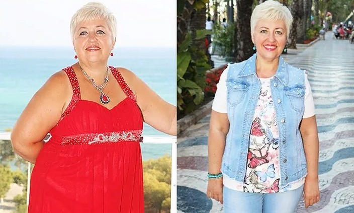 Почему нужно пересмотреть рацион и как похудеть после пятидесяти лет: примерное меню на неделю
