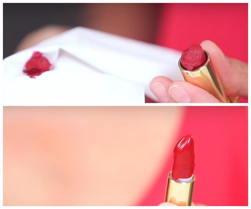 Как накрасить губы, чтобы помада не попала на зубы: косметические лайфхаки