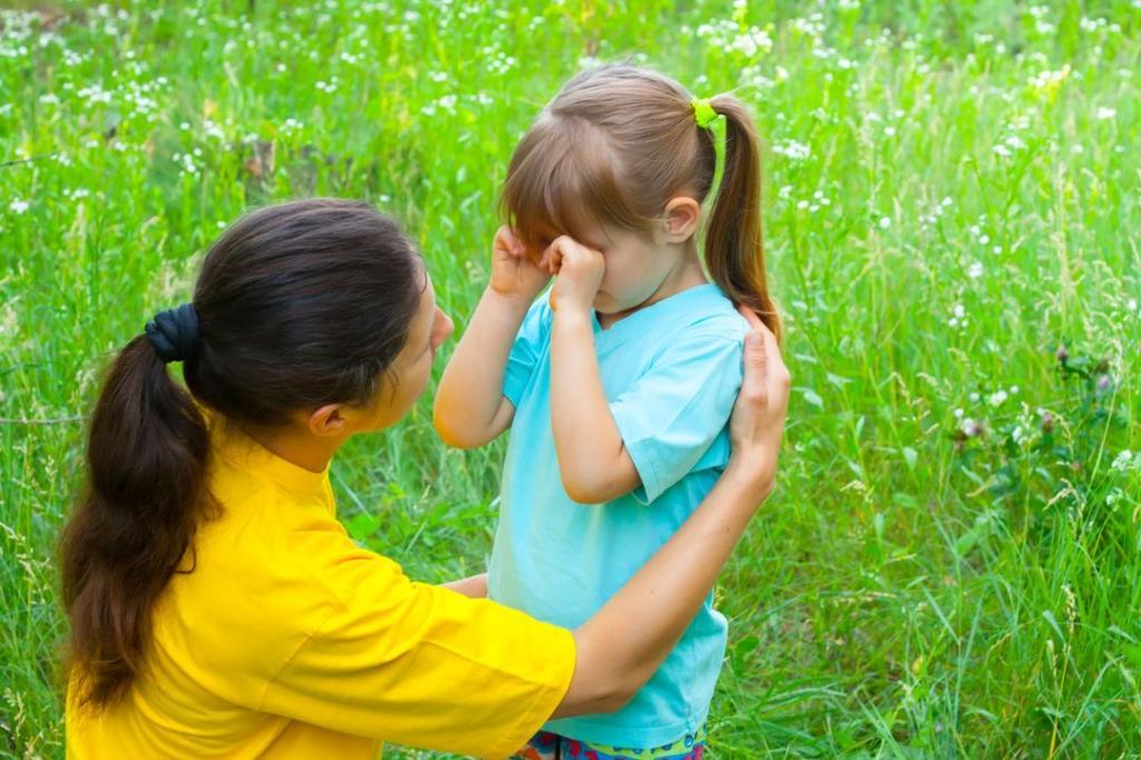 Как справиться с гневом ребенка: действенные стратегии для родителей