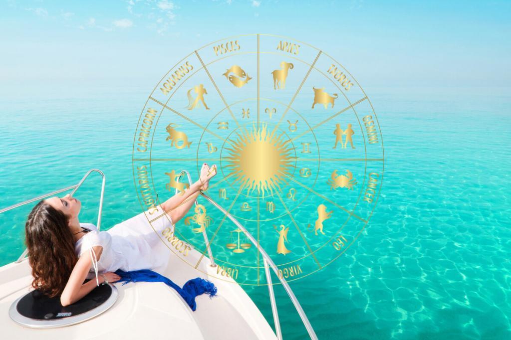 Как получить максимум пользы от лета: советы каждому знаку зодиака