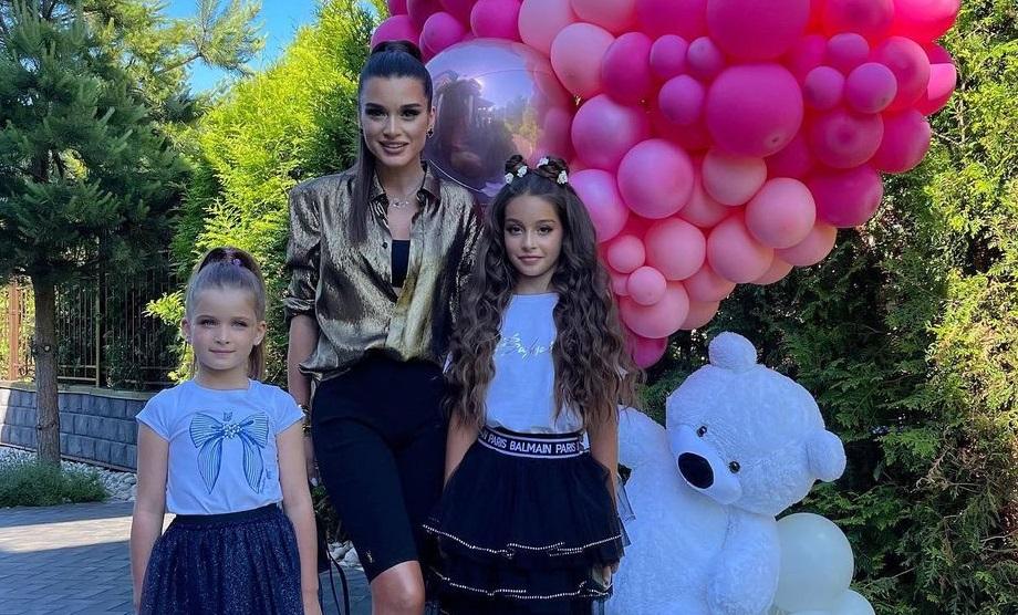 Впервые за последние шесть лет Курбан Омаров не присутствовал на празднике дочери Ксении Бородиной