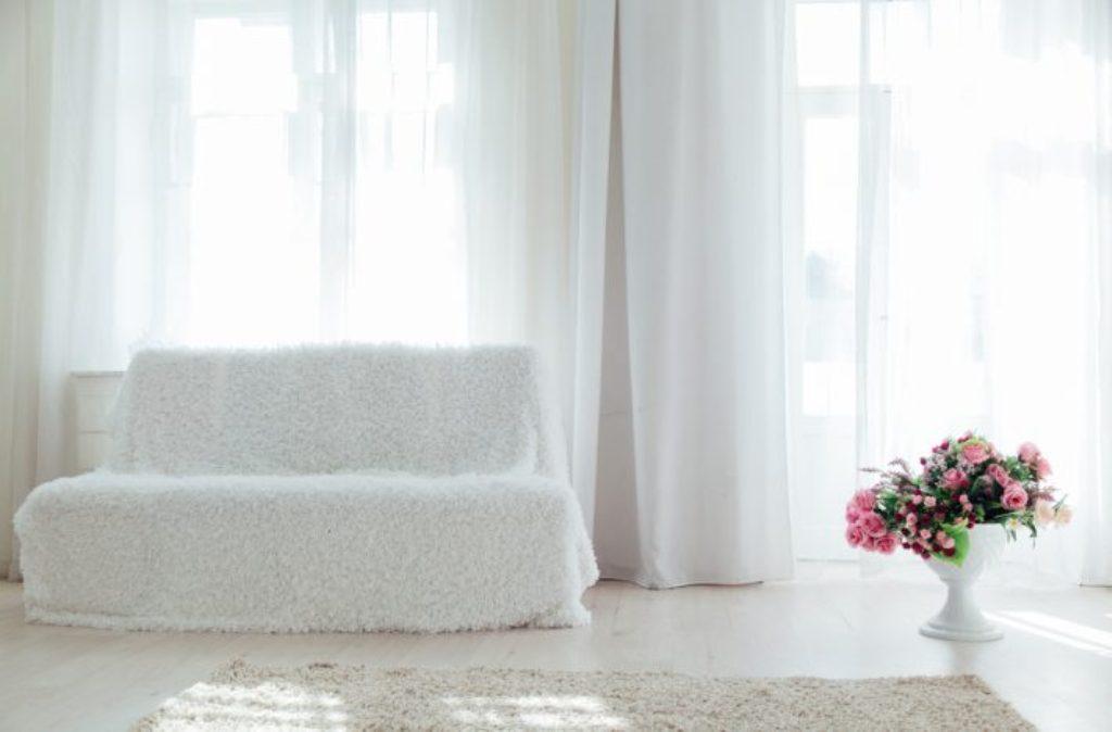 Переносим приправы из кухни в ванную: 3 ингредиента, которые работают лучше отбеливателя   тюль будет как новый