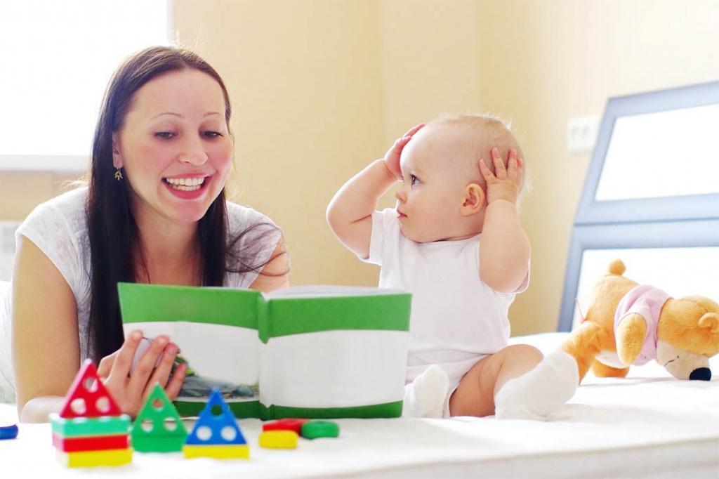 Малыш не говорит: факторы риска, приводящие к продолжительным проблемам с речью