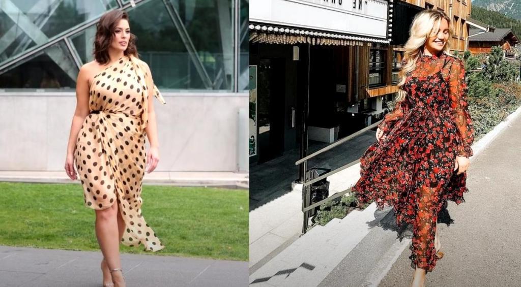 Берем тренд и учитываем тип фигуры: как выбрать идеальное летнее платье