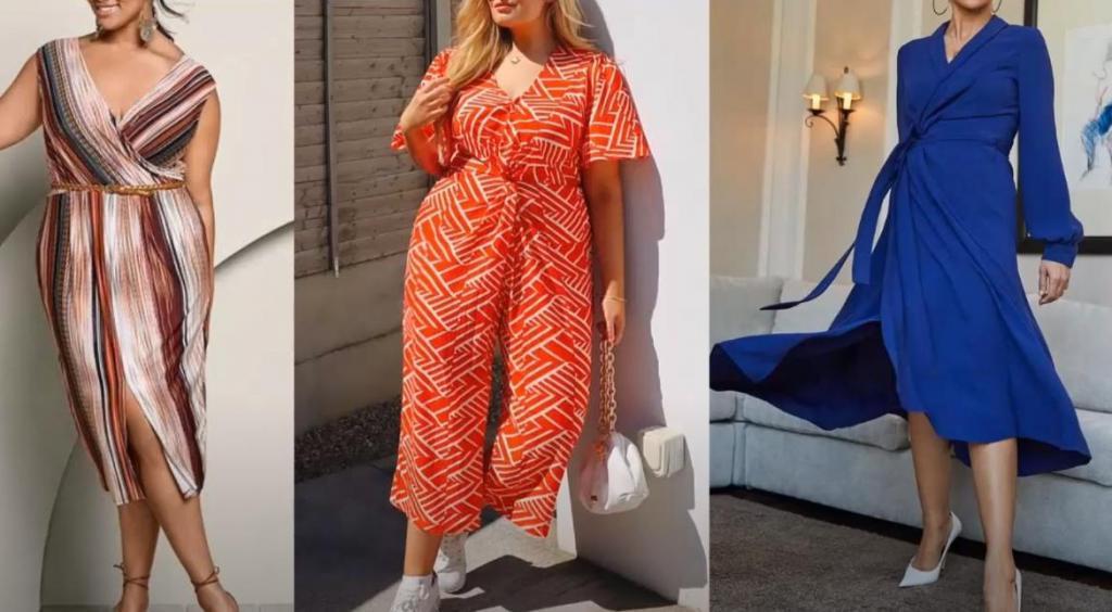 Самые модные вырезы и что выбирать для себя женщинам за 45: стильные советы