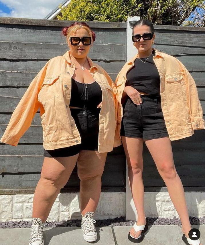 Дело не в размере: девушки доказали, что стильно одеваться можно с любой фигурой (фото)