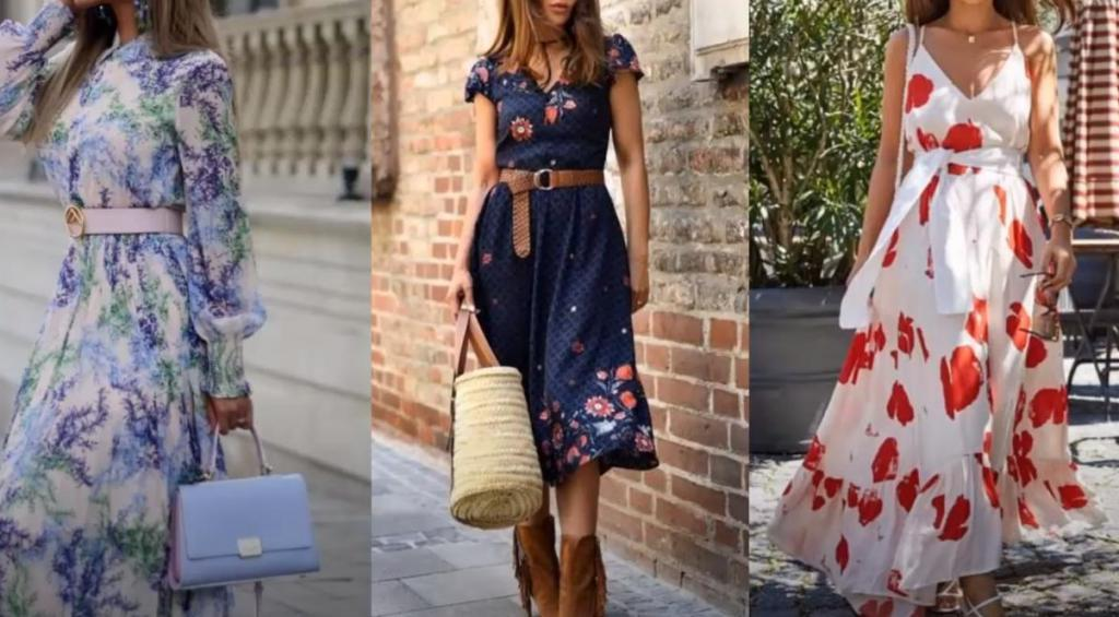 Идеален для всех: как стилизовать трендовые вещи лета с цветочным принтом