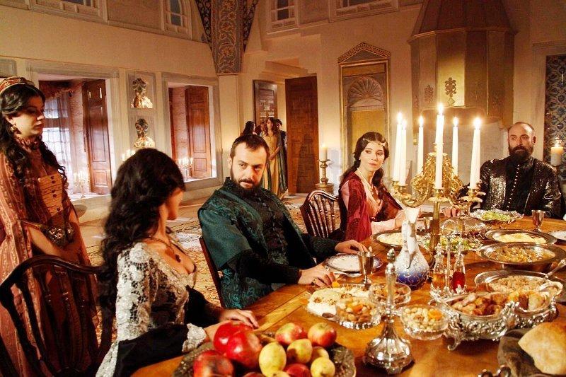 Курицу подавали редко: что ели османские султаны и какие блюда были любимыми во дворце
