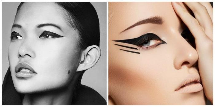 Глаза, губы, брови: главные тенденции макияжа наступающей осени, интересные техники и инструкции