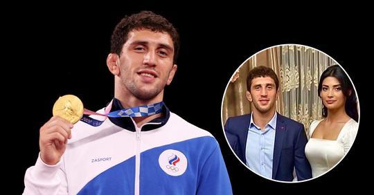 История Заурбека Сидакова: остался без жены, но с золотом Олимпиады