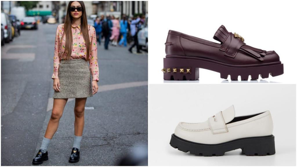 В стиле милитари и ботильоны: модные тенденции осенней обуви