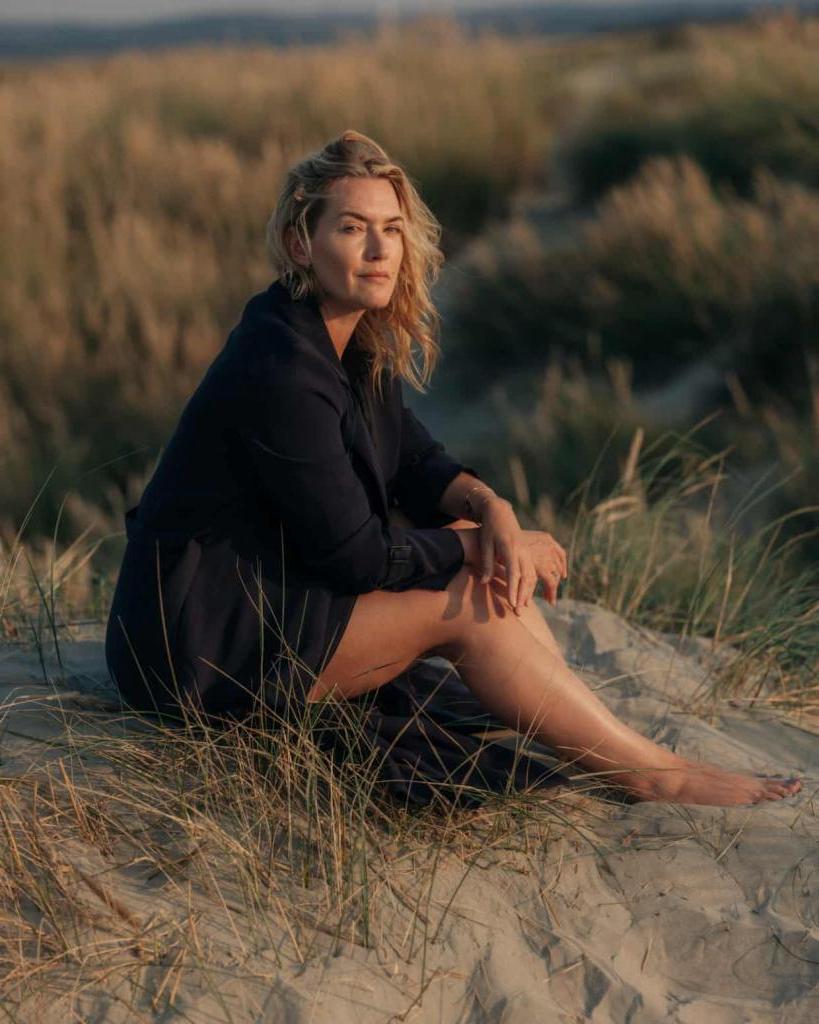 Как выглядеть потрясающе в 45+, не прилагая особых усилий: правила красоты Кейт Уинслет
