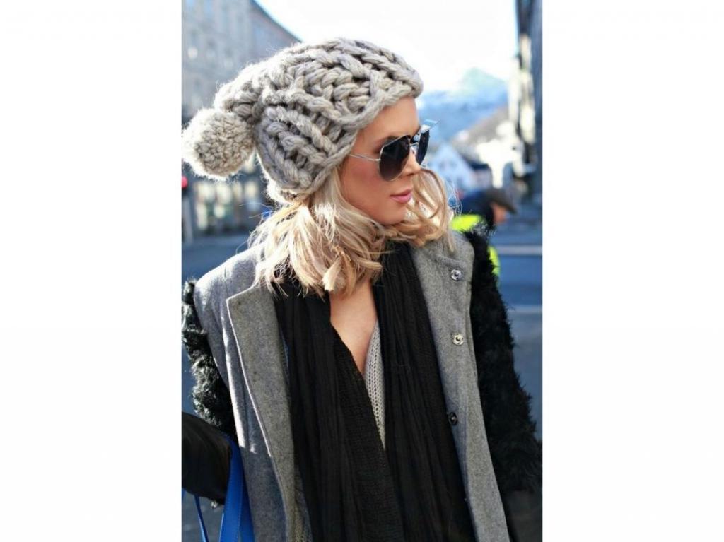 Как носить шапки осенью, чтобы нравиться себе в зеркале: стильные советы