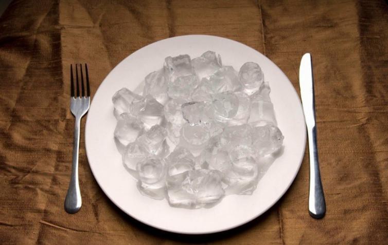 Прохладная  жизнь на ледяной диете: минус 5 20 кг за 6 недель