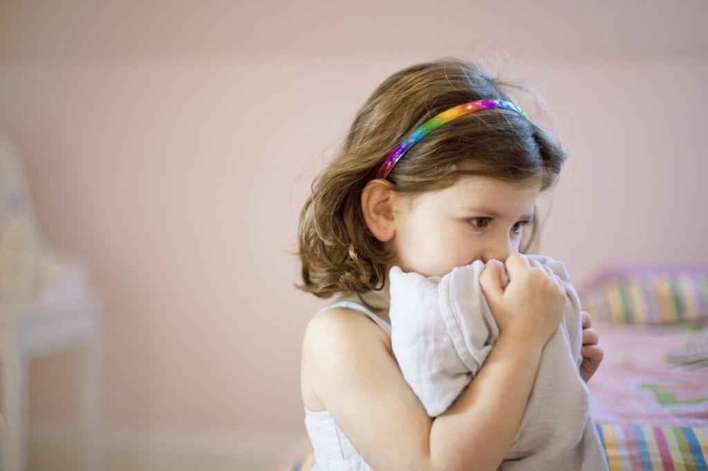 Ракам скажите, как сильно вы их любите, а со Стрельцами просто поговорите:как помочь ребенку избавиться от стресса