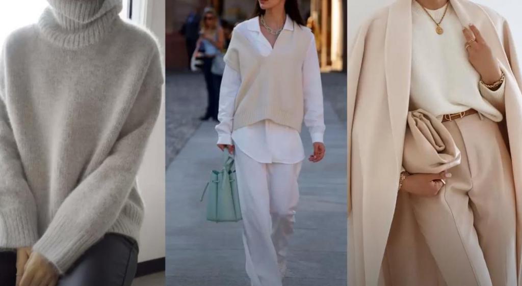 Как одеваться тепло и стильно, когда погода диктует свои сочетания: модные приемы