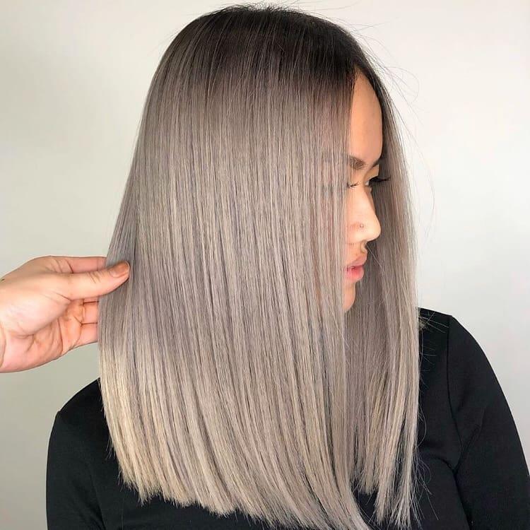Натуральные волосы в моде: какая окраска волос будет модной осенью 2021 года