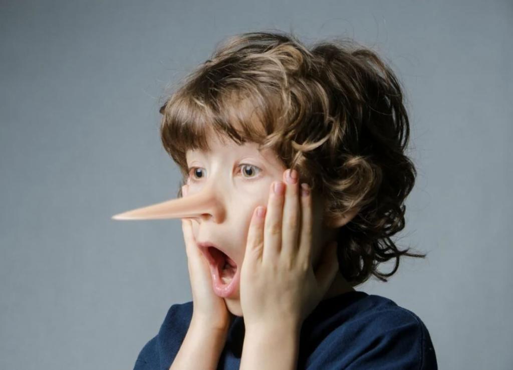 Удачливые и остроумные:детям этих знаков зодиака ложь всегда сходит с рук
