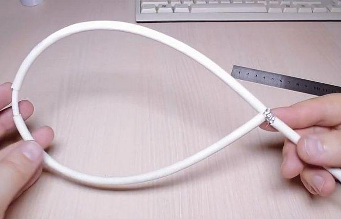 Какую лучше всего сделать антенну из кабеля для цифрового ТВ