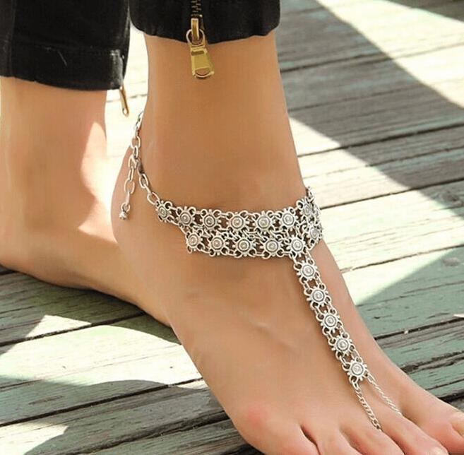 браслет на ногу особенности виды значения