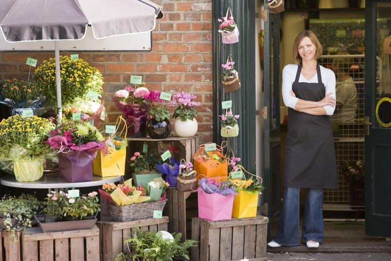 Бизнес идея: выращивание цветов на продажу