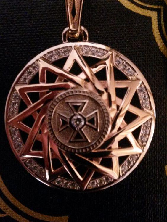 Звезда Эрцгаммы: значение символа, история и интересные факты