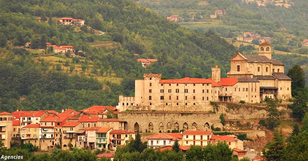 Вы можете переехать в эту итальянскую деревню   и получить за это 2000 евро!
