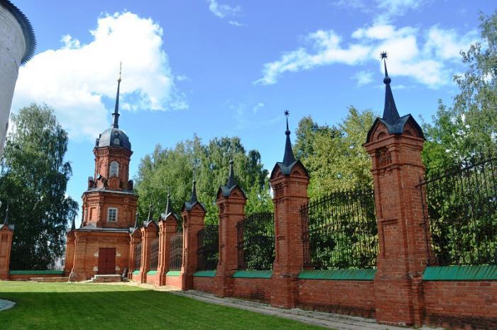 Главные достопримечательности Волоколамска: фото с описанием, история и отзывы туристов